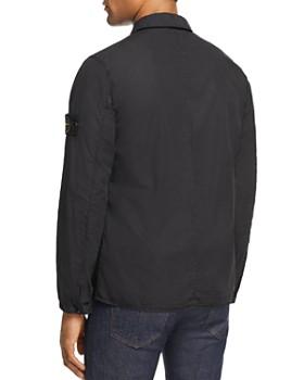 Stone Island - Garment-Dyed Overshirt Jacket