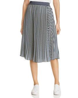 MKT Studio - Jigou Pleated Skirt