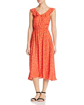 MKT Studio - Rosca-Lilly Midi Dress