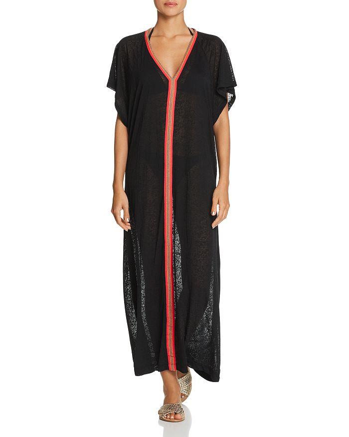 5609e43aebe Pitusa - Inca Abaya Maxi Dress Swim Cover-Up