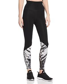 Electric & Rose - Loyola Tie-Dye Detail Leggings