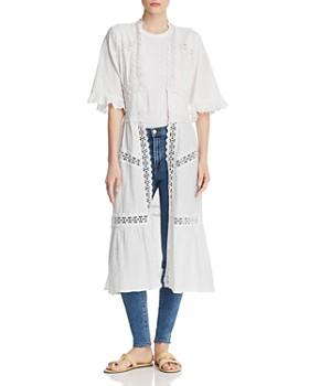 Rahi - Topanga Clip-Spot Kimono
