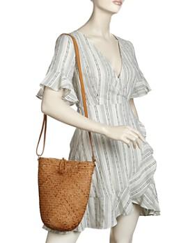 Faithfull the Brand - Cornelia Straw Bucket Bag