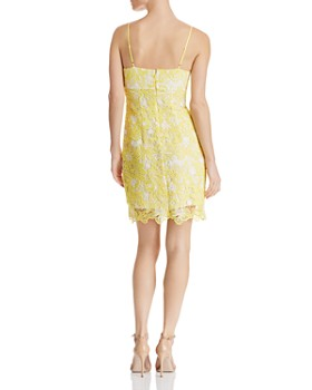 GUESS - Tyela Floral-Lace Dress