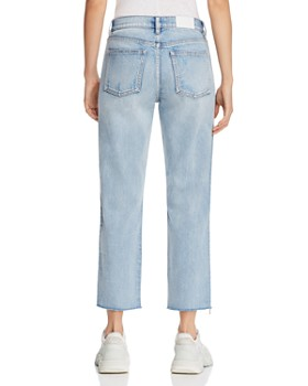 Pistola - Charlie High-Rise Cropped Straight Leg Jeans in Utopia