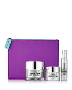 Clinique - Smart & Smooth: Smart Serum Skin Care Gift Set ($95 value)