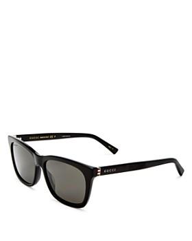 Gucci - Men's Polarized Square Sunglasses, 56mm