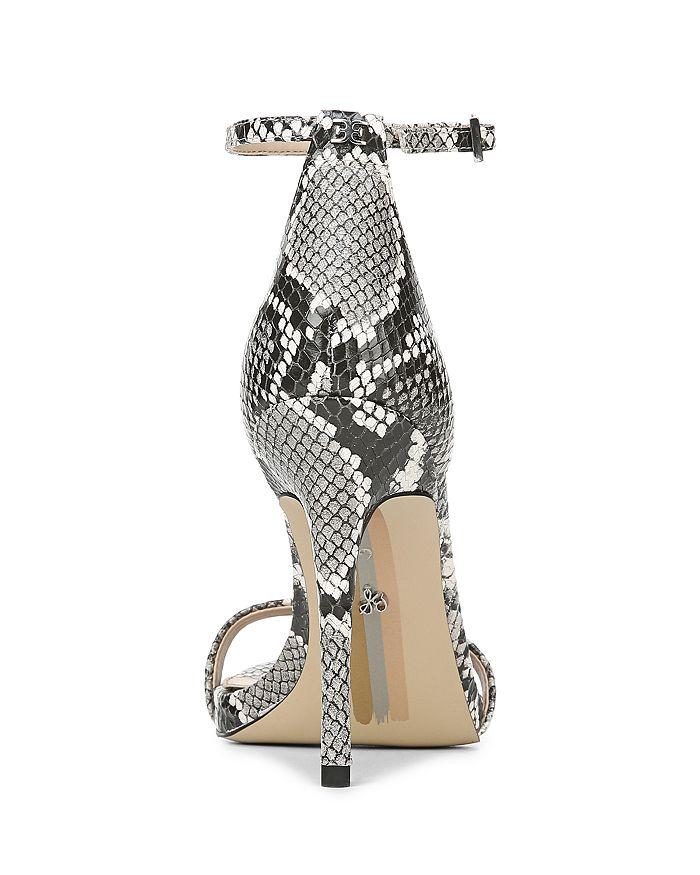 6fb7523b7683 Sam Edelman Women s Ariella High-Heel Ankle Strap Sandals ...