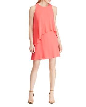 Ralph Lauren - Tiered Georgette Dress