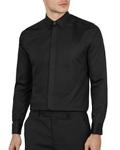 Ted Baker - Babana Plain Phormal Slim Fit Shirt
