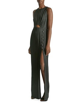 Yigal Azrouel - Back-Cutout Column Dress