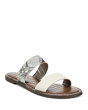 Sam Edelman Sandals WOMEN'S GALA SLIDE SANDALS