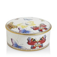 Prouna - Butterfly Botanic Jewelry Box