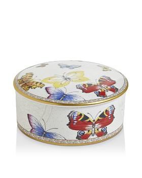 Prouna - Butterfly Botanic Jewelry Box