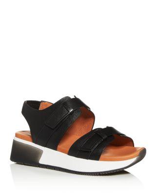 Lori Sporty Wedge Platform Sandals