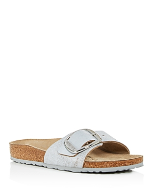 Birkenstock Sandals Women's Madrid Big Buckle Slide Sandals