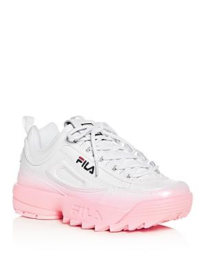 Fila Sneakers Women's Disruptor 2 Premium Low-Top Sneakers