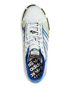 wholesale dealer 15e7d 18890 ... Raf Simons for Adidas - Men s RS Micro Stan Leather Low-Top Sneakers