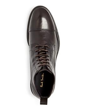 42c56637b7f3 ... Paul Smith - Men s Jarman Leather Cap-Toe Boots