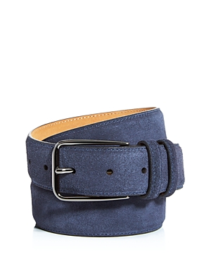 The Men's Store at Bloomingdale's Men's Suede Belt - 100% Exclusive