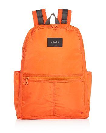 STATE - Bedford Nylon Backpack