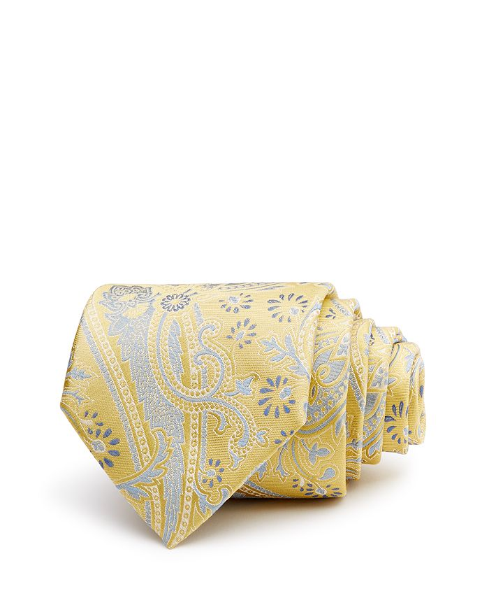 The Men's Store at Bloomingdale's - Exploded Paisley Classic Tie - 100% Exclusive