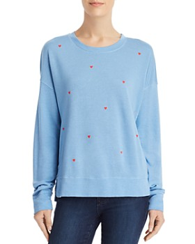 c677a7a55b7ce0 Women's Sweatpants & Sweatshirts on Sale - Bloomingdale's