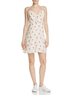 Rails - August Pineapple-Print Mini Dress
