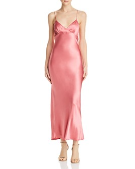 Bec & Bridge - Vision of Love Satin Slip Dress