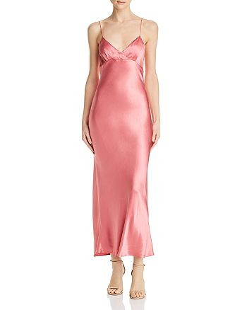 Bec & Bridge - Vision of Love Satin Slip Dress