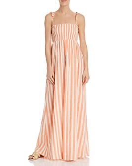 Show Me Your MuMu - Maggie Striped Maxi Dress