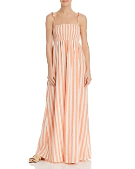 Show Me Your MuMu - Maggie Striped Maxi Dress