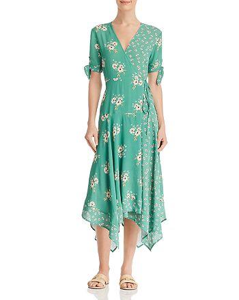 Rahi - Weekend Floral-Print Wrap Dress