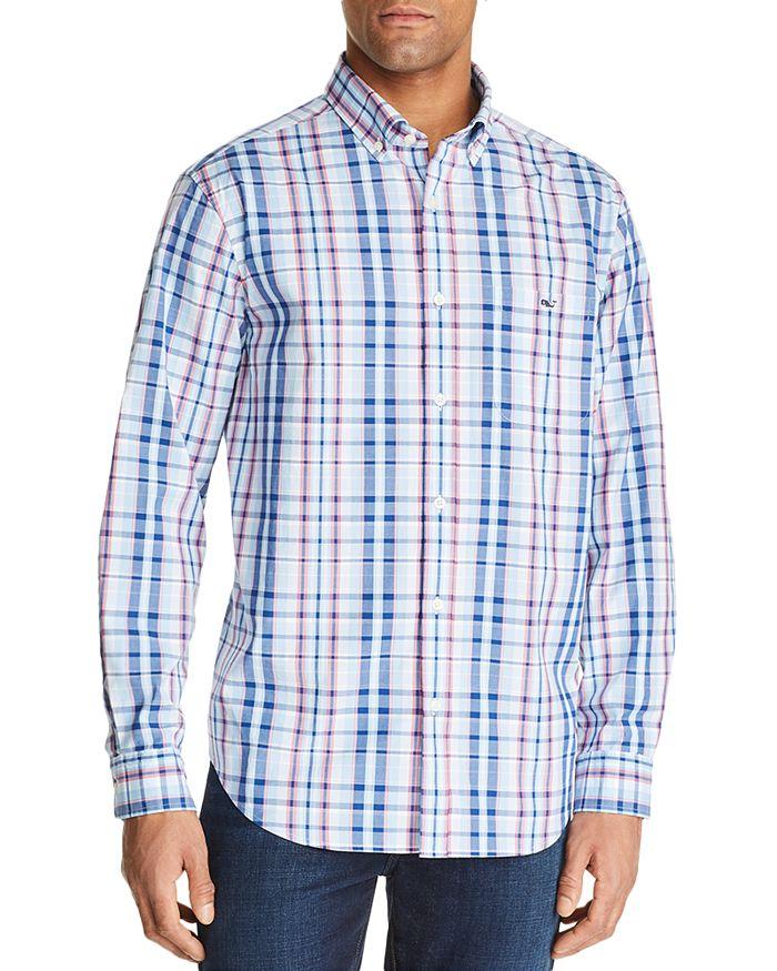 Vineyard Vines - Tucker Plaid Classic Fit Button-Down Shirt