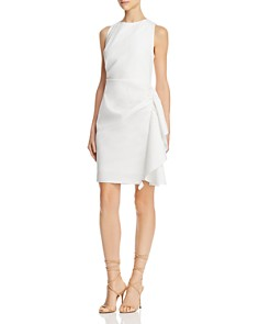 Laundry by Shelli Segal - Ruffle Sheath Dress