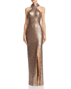 Bariano - Jorja Sequin Gown