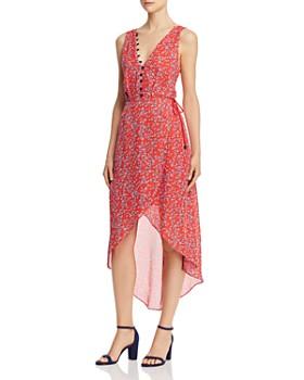 Adelyn Rae - April Floral Dress