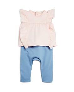 Miniclasix - Girls' Ruffle Top & Pant Set - Baby