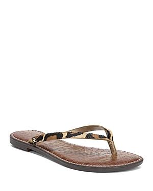 Sam Edelman Women's Gracie Flip-Flops