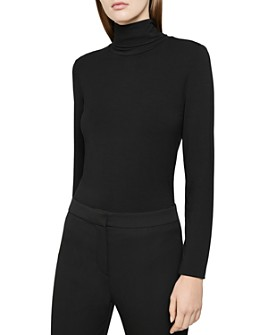 REISS - Charlie Turtleneck Top