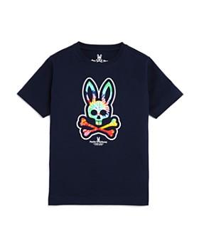 0c107e5c8f5 Psycho Bunny - Boys  Tie-Dyed Bunny Tee - 100% Exclusive ...
