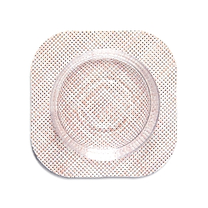 Chilewich Square Mini Basketweave Coaster, Set of 4