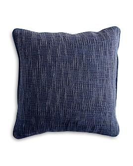 "DKNY - PURE Textured Decorative Pillow, 18"" x 18"""