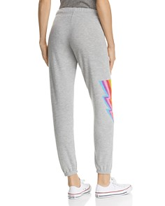 AQUA - Rainbow Graphic Sweatpants - 100% Exclusive