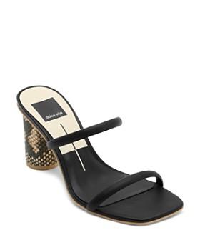 c57a23baa67 Dolce Vita - Women s Noles Strappy Round-Heel Sandals ...