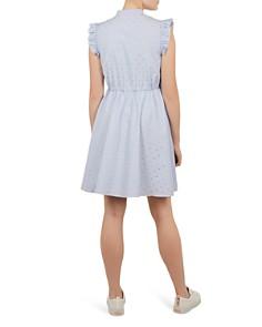Ted Baker - Beyonc Ruffle-Trimmed Dress