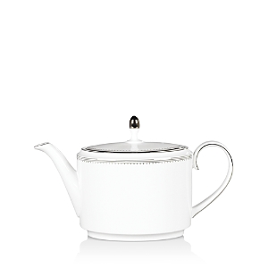 Vera Wang Wedgwood Grosgrain Teapot
