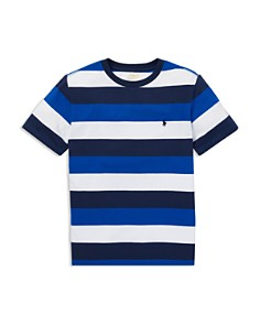 Ralph Lauren - Boys' Striped Jersey Tee - Big Kid