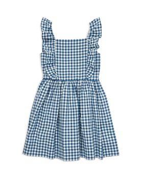 48fb8f85c8e5 Polo Ralph Lauren - Girls  Ruffled Gingham Dress - Little Kid ...