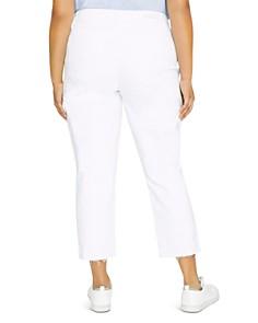 Sanctuary Curve - Modern Standard Cropped Jeans in Malibu White